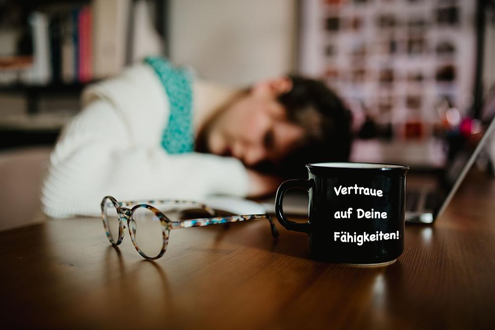 Selbstvertrauen Online Nachhilfe Attila Moser