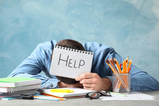 Mobbing Schulstress Nachhilfe